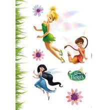 "Komar Deco-Sticker ""Fairies"""
