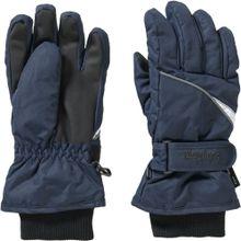 PLAYSHOES Handschuhe dunkelblau / schwarz