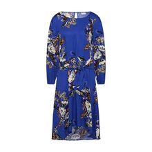 VILA Kleid Sommerkleider mehrfarbig Damen
