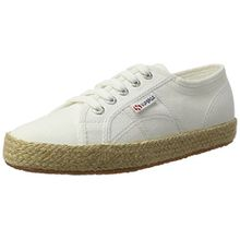 Superga Damen 2750 Cotropew Sneaker, Weiß (White), 36 EU