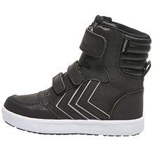 Hummel STADIL SUPER REFLECTIVE BOOT Gefütterte Kinder Sneaker 40 Black