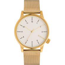 Komono Uhr 'Winston Royale' gold