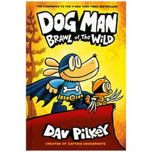 Buch - Dog Man - Brawl of the Wild