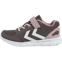 Hummel Schuhe 'Crosslite' dunkelgrau / rosa / weiß