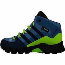 adidas Unisex-Kinder Terrex Mid GTX I Trekking-& Wanderstiefel, Blau (Azretr/Maruni/Limsol 000), 27 EU