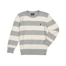Polo Ralph Lauren Jungen-Pullover - Grau (2T, 5, 6, 7, S, XL)