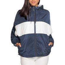 Calvin Klein Jeans Jacke in blau für Damen