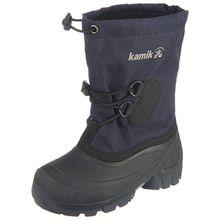 kamik Winterstiefel SOUTHPOLE3, waterproof, für Jungen dunkelblau Junge