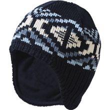 Mütze  dunkelblau Jungen Kleinkinder