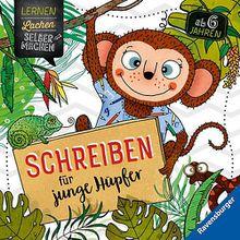 Buch - Lernen, Lachen, Selbermachen: Schreiben junge Hüpfer  Kinder