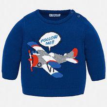 Baby Pullover  dunkelblau Jungen Baby