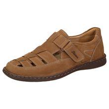 Sioux Sandale Elcino-191 Klassische Sandalen braun Herren