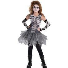 Kostüm Skelet Black & Bone Dress