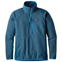 Patagonia - Performance Better Sweater 1/4 Zip - Fleecepullover Gr L;M;S;XL;XXL schwarz;grau