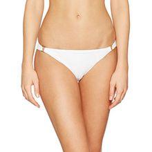 Aubade Damen Bikinihose Mini Cœur, Wei (White White), NA (Hersteller Größen: 2)