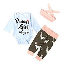 Generic Baby Mädchen (0-24 Monate) Nachthemd, mehrfarbig