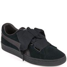 Puma Sneaker - SUEDE HEART EP schwarz