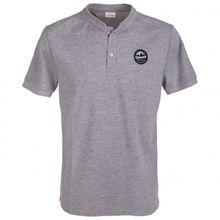 Alprausch - Wanderpolo Polo - Polo-Shirt Gr L;M;S;XXL grau