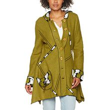 Joe Browns Damen Jacke Dare To Be Different Jacket, Multicoloured (A-Chartreuse A), 34