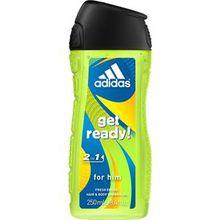 adidas Herrendüfte Get Ready For Him Shower Gel 250 ml