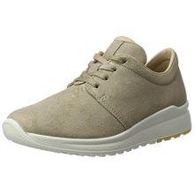 Legero Marina Damen Sneaker, Gold (Linen 40), 41.5 EU (7.5 UK)