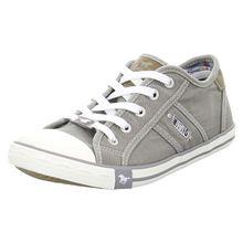 MUSTANG Sneakers Low grau Damen