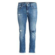 Calvin Klein Jeans Destroyed-Jeans Slim Fit