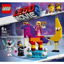LEGO 70824 Lego Movie 2: Das ist Königin Wasimma Si-Willi
