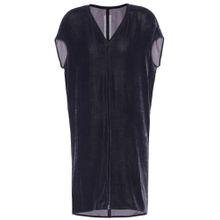 Jersey-Kleid aus einem Seidengemisch