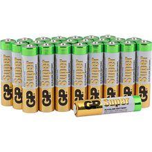 Super Alkaline Batterie Multipack AAA, Micro, LR 03 (24er Pack)