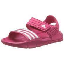 adidas Performance Akwah 8 D65920 Mädchen Sandalen, Pink (Vivid Berry S14/Running White Ftw/Running White Ftw), EU 33 (UK 1)