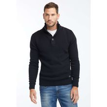 Petrol Industries MEN Pullover schwarz Herren