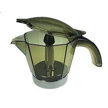 DeLonghi Alicia Karaffe und Deckel 2Tassen Espressokocher Moka elektrische emk2