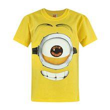 Jungen - Official - Minions - T-Shirt (3-4 Jahre)