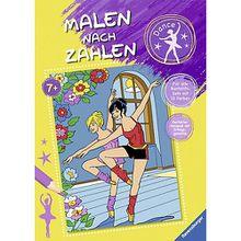 Buch - Malen nach Zahlen: Dance