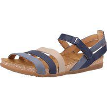 EL NATURALISTA Sandalen Klassische Sandalen blau Damen