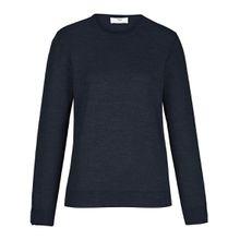 Pullover aus 100% Schurwolle-Pure Tasmanian Wool Peter Hahn blau