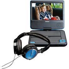 Lenco DVD-Player DVP-710 blau