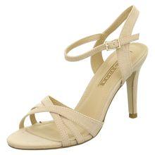 BUFFALO Klassische Sandaletten grau Damen