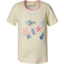 T-Shirt  gelb Mädchen Kleinkinder