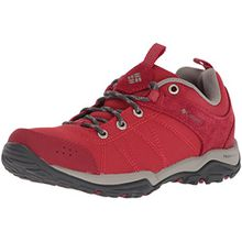 Columbia Damen Sneakers, Fire Venture Textile, Rot (Mountain Red, Kettle), Größe: 38