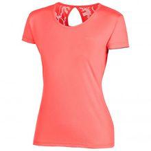 Columbia - Women's Peak to Point Novelty Short Sleeve Shirt - T-Shirt Gr L;M;S;XL;XS grau;rosa