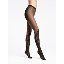 Banded Poison Dart Tights - 9180 - S
