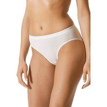 Mey Basics Best of Damen Taillenslips/- pants Weiß 44