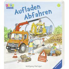 Ravensburger Pappbilderbuch Aufladen - Abfahren