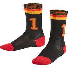 Socken Worldcup , Fußball schwarz Jungen Kleinkinder