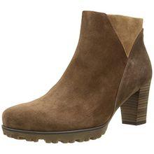 Gabor Shoes Damen Comfort Sport Kurzschaft Stiefel, Braun (Castagno k.(Micro) 35), 38 EU