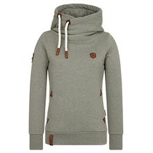 Naketano Female Hoody Darth Schwanz Melange, M