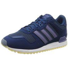 adidas Originals Damen ZX 700 W Sneaker, Blau (Blue Night), 42 EU
