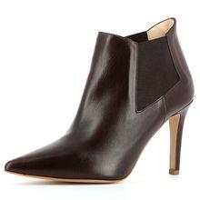 Evita Shoes Stiefeletten dunkelbraun Damen